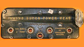 Simmons Super Power Head