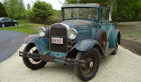 1930 Sport Coupe